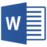 Editing with Microsoft Word 2013
